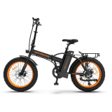 AOSTIRMOTOR Bicycle Rear Rack A20