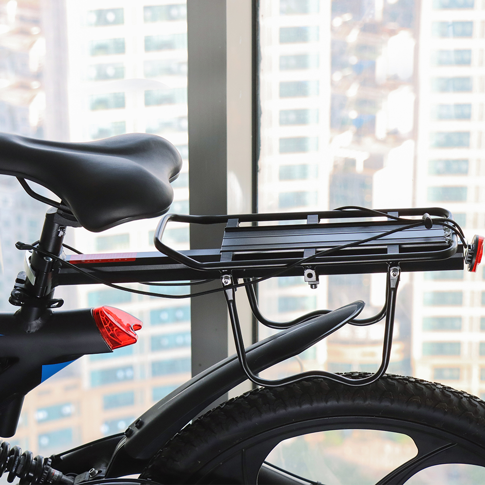 Bicycle Seat Tube Rear Rack