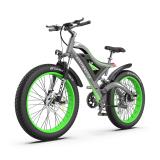 AOSTIRMOTOR All Terrain Electric Mountain Bike S18