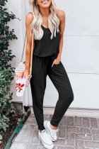 Bomshe Basic Tanki Jumpsuit(2 Colors)