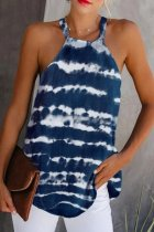 Bomshe Tie-dye Blue Camisole(5 Colors)