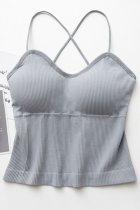 Uniqdress Skinny Baby Blue Bra (2 Colors)