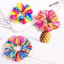 Roselypink Rainbow Striped Yellow Headband(3 Cplors)