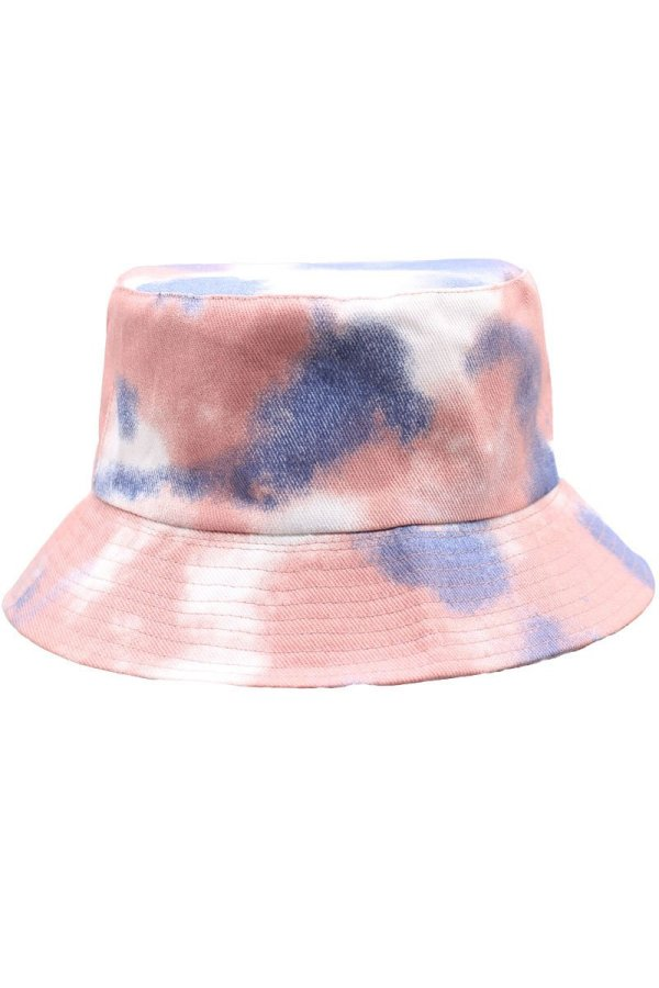 Dokifans Tie-dye Print Hat (2 Colors)