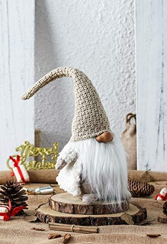 Gnome Handmade Swedish Tomte Christmas Elf Decoration Ornaments Thanks Giving Day Gifts Swedish Gnomes tomte