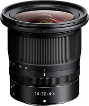 Z 14-30mm f/4.0 S Zoom Lens for Nikon Z Cameras - Black