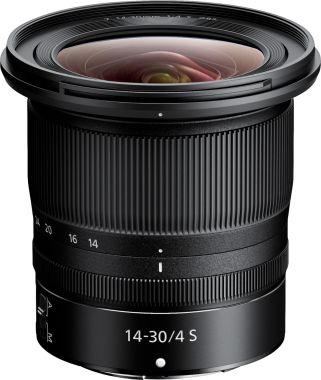 Z 14-30mm f/4.0 S Zoom Lens for Nikon Z Cameras - Black