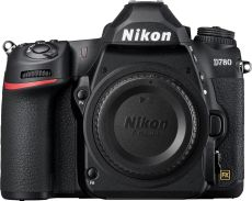 D780 DSLR Camera (Body Only) - Black