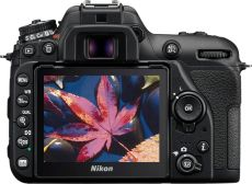 D7500 DSLR 4K Video Camera (Body Only) - Black