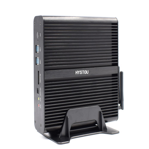 Fanless Mini PC P05B with 5th Gen Core i3 i5 i7 Processor