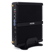 Small Form Factor Fanless Mini PC H5