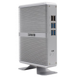 Small Form Factor Fanless PC H2
