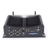 Mini Industrial Computer with Core i3/i5/i7 Processor