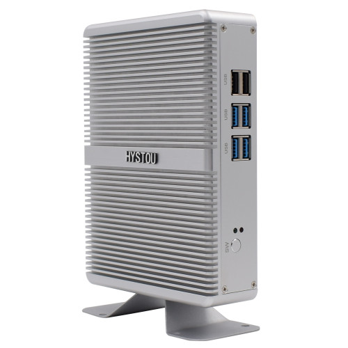 Low Power Fanless PC H2