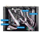 Dual Lan Mini Industrial PC K4 Core i5-4200U