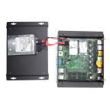Fanless Mini PC with 6 Intel Lan Port P09