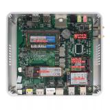 Rugged Fanless Mini PC i5 7260U