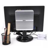 Fanless Mini PC with 8th Gen Core i5 8259u