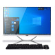 HYSTOU All-in-One Desktop PC 23.8  and 27  Intel Core i7-9700F Processor