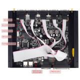 Fanless Mini Industrial PC H4