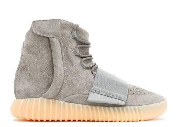Yeezy Boost 750 Light Grey/Gum Shoes - BB1840
