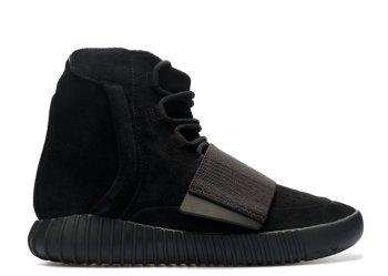 Yeezy Boost 750 Triple Black Shoes - BB1839