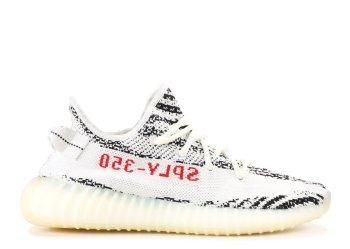 "Yeezy Boost 350 V2  ""Zebra"" Shoes - CP9654"