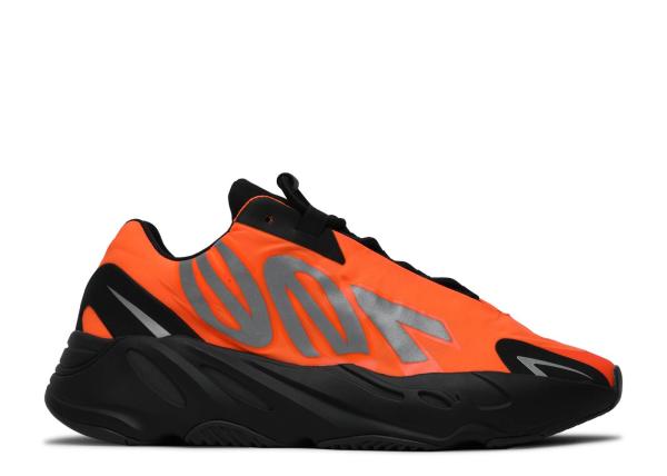 Yeezy Boost 700 Shoes MNVN  Orange  – FV3258