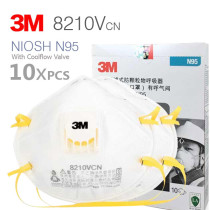 3M 8210VCN N95 Filtering Facepiece NIOSH Approved