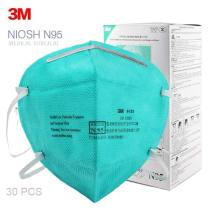 3M 9132 N95 Filtering Facepiece Niosh Approval For Health Care