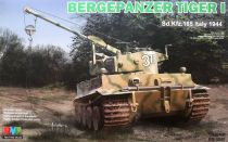 RMF 1/35 RM-5008 WWII German Bergepanzer Tiger I Sd.Kfz.185 (Italy 1944)