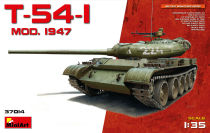 MiniArt 1/35 37014 Soviet Red Army T-54-1 Medium Tank Mod.1947
