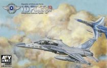 AFV Club 1/48 AR48109 ROCAF IDF F-CK-1D CHING-KUO Indigenous Defense Fighter