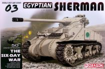 Dragon 1/35 3570 Egyptian Sherman (The Six-Day War) (Middle East War Series)