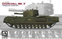 AFV Club AF35155 1/35 CHURCHILL MK.V BRITISH INFANTRY TANK