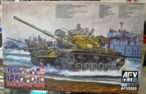 AFV Club AF35060 1/35 M60A1 Patton Main Battle Tank
