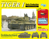 Dragon 6950 1/35 scale TIGER I Early Production Battle of Kharkow 2020 new