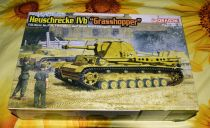 DRAGON 1/35 6439 HEUSCHRECKE IVB GRASSHOPPER 10.5CM model kit