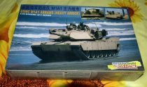 DRAGON 1/35 3531 USMC M1A1 ABRAMS HEAVY ARMOR model kit