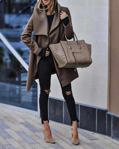 Women's Casual Loose Fashion Coat