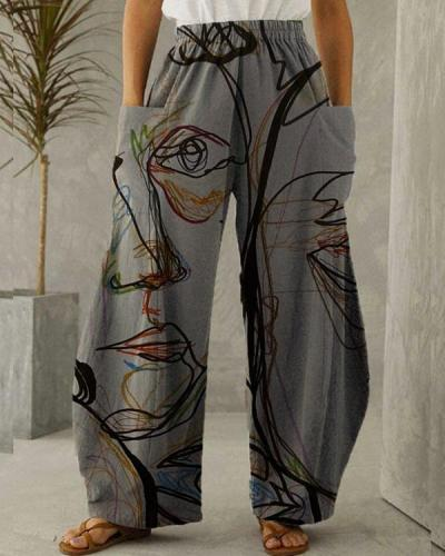 The New Women's Casual Loose Pants