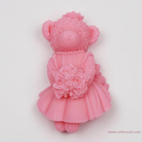 Bear wedding AY007