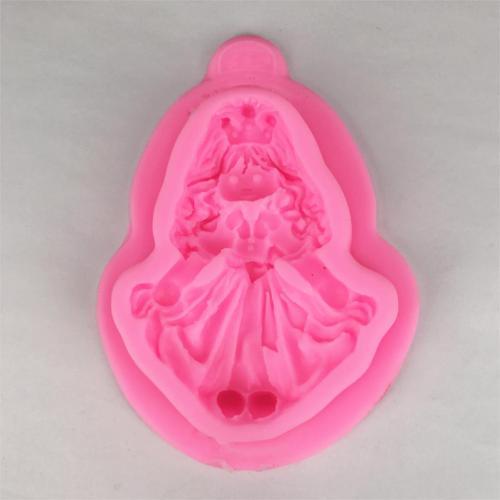 BK1029 Fondant Cake Silicone Mold