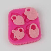 Heart shaped Lock BE018