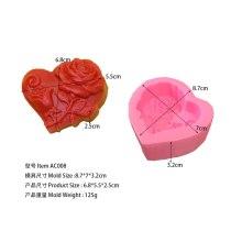 Rose Flower AC008