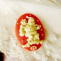 Christmas Santa E1003