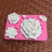 BK1117 Fondant Gift Cake Decorating