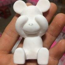 BK1110 Bear DIY aroma plaster