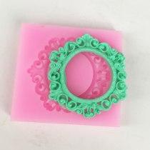 BK1066 Frame lace pattern