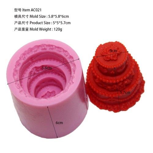 Three Layer Cake  AC021